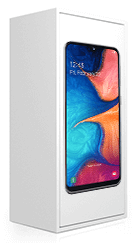 Samsung Galaxy A20e  - Pachet