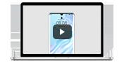 Consultă manualul de utilizare  Huawei P30 Pro