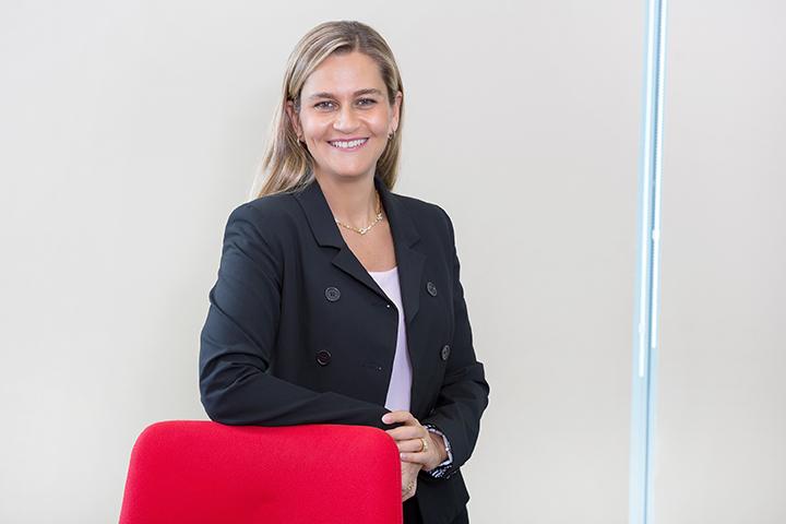 Murielle Lorilloux, CEO Vodafone România